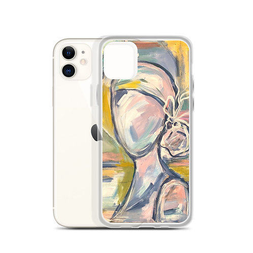 Know Your Worth (iPhone Case) by Jennifer Psalmonds