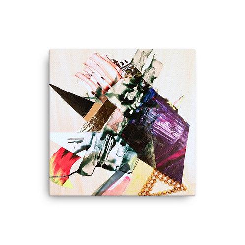 "Kahori Kamiya ""Mixtape"" (Canvas Giclee)"