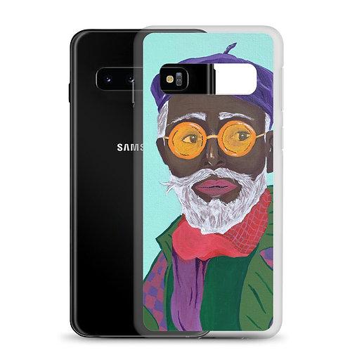 "Ali Rae Hunt ""Lincoln"" (Samsung Case)"