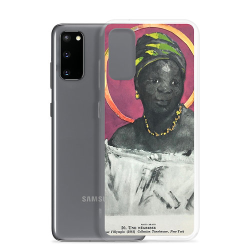 Woman in Pink (Samsung Case) by Ana dos Santos