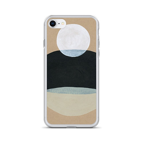 "Angela Seear ""Moonscape"" (iPhone Case)"
