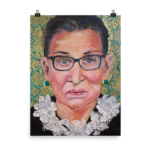 RBG #2 by Angie Meche Kilcullen