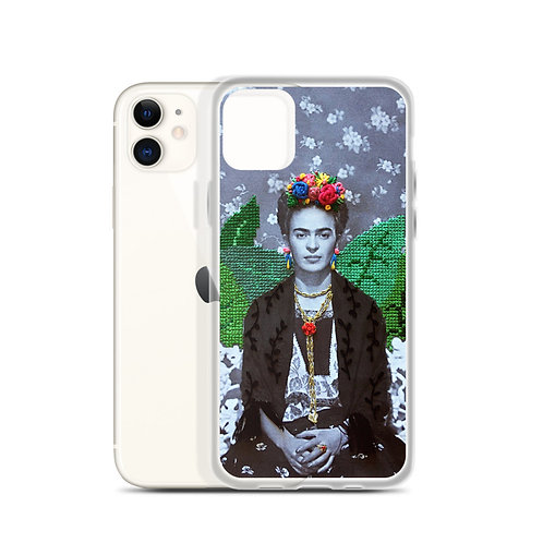 "Elise Benetreau ""Frida"" (iPhone Case)"