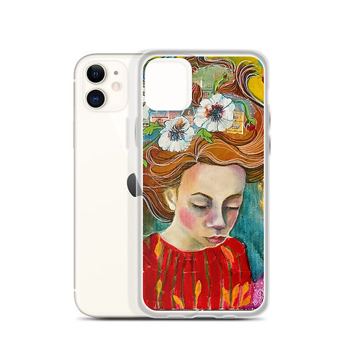 Freedom Dies if it is Not Used (iPhone Case) by Lola Burgos
