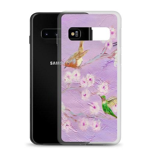 Glen Garden (Samsung Case) by Carol Greenwood