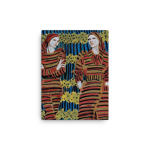 Fashionistas (Canvas Giclee) by Tracy Brown