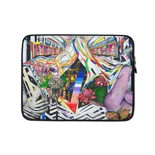 "Kahori Kamiya ""Hypno Cell"" (Laptop Case)"