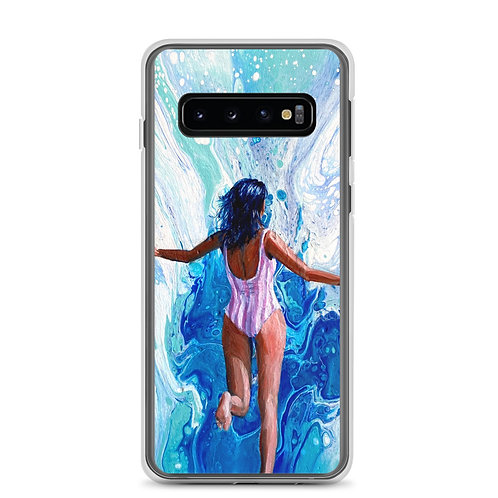 """Angela Lubinecky """"Dreaming of Diani Beach"""" (Samsung Case)"""