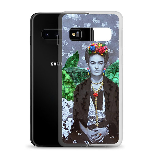 Frida (Samsung Case) by Elise Benetreau