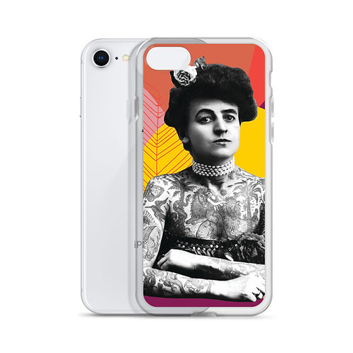 Maude (iPhone Case) by Betsy Martin