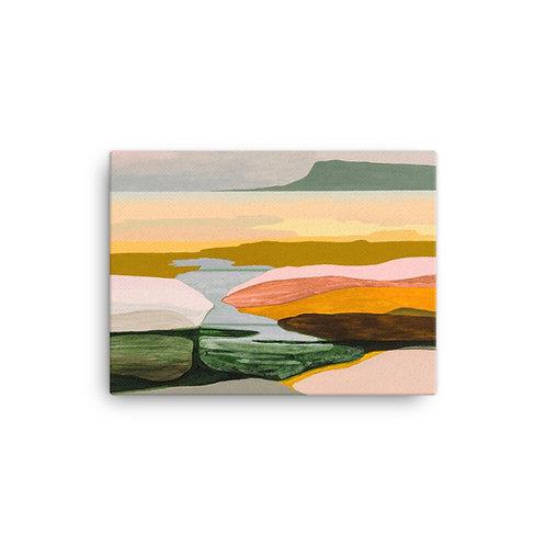 """Angela Seear """"Bohemian Sky"""" (Canvas Giclee)"""