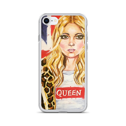 Queen (iPhone Case) by Coco Martin