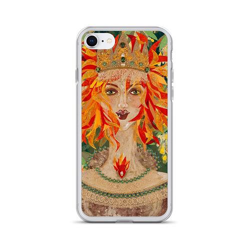 "Susan M. Epperly ""Goddess Eire"" (iPhone Case)"