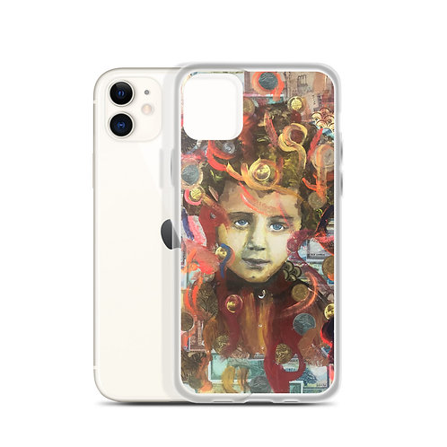 Born in Beirut (iPhone Case) by Ghia Haddad