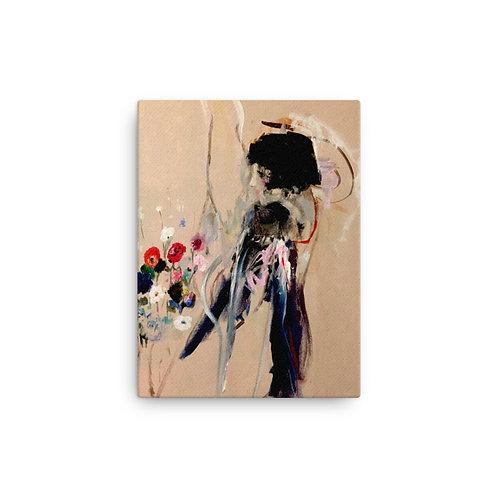 "Carmen Marin ""Black Swan"" (Canvas Giclee)"