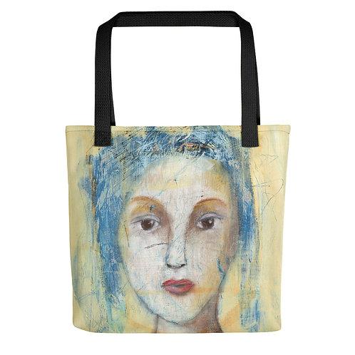 """Vicki Sullivan """"Haunted"""" (Tote bag)"""