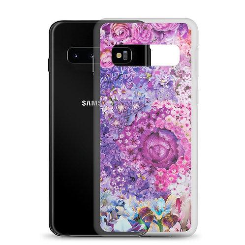 "Rachel Newell ""Rainbow in Bloom 2"" (Samsung Case)"