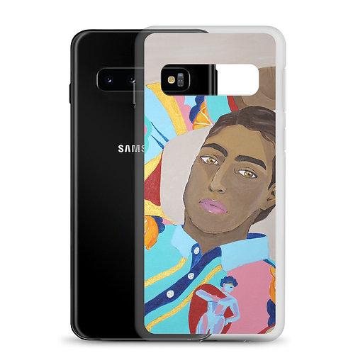 "Ali Rae Hunt ""Golden Wings"" (Samsung Case)"