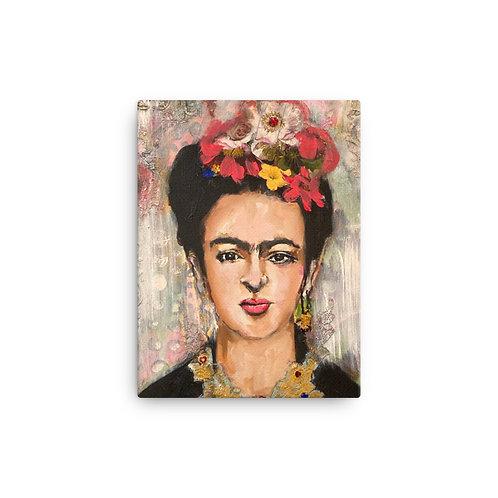 "Angie Meche Kilcullen ""Frida"" (Canvas Giclee)"
