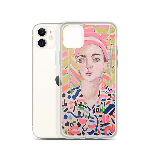 Portrait (iPhone Case) by Tracy Brown