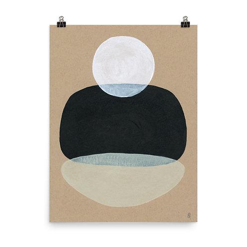Moonscape by Angela Seear