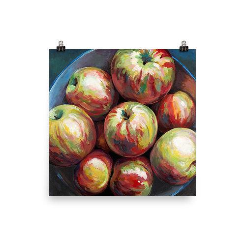 Apples by Nancy Myers Altemus