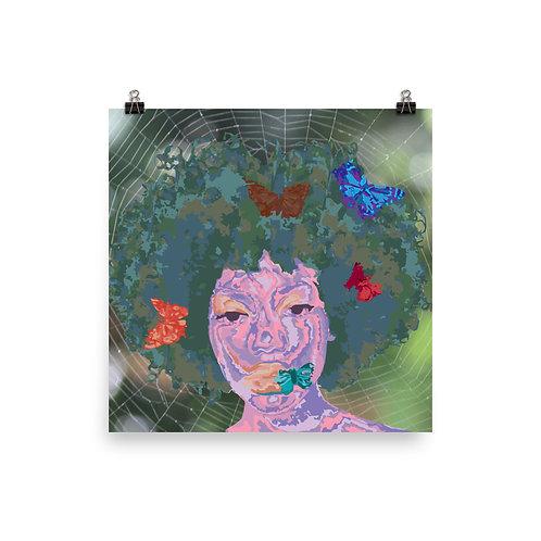 Butterfly Girl by Jay Clark