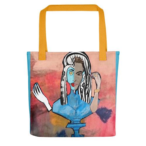"Brittany Minnes ""Rhodium"" (Tote bag)"