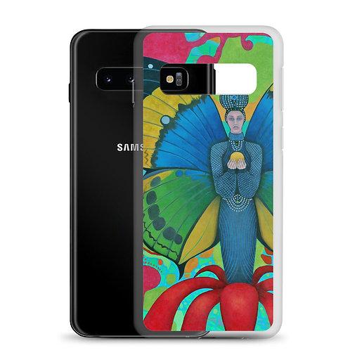 Eden's Guardian (Samsung Case) by Karla Gallagher