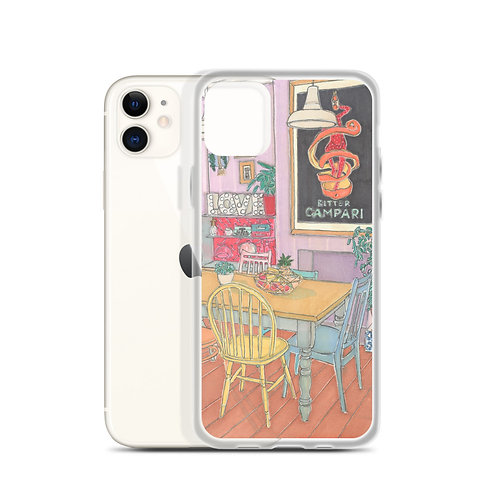 Lavender Room (iPhone Case) by Deirdre McCormick