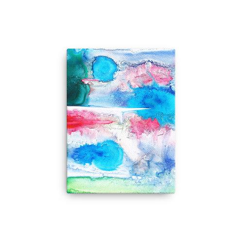 "Martina Sestakova ""Soft Whispers"" (Canvas Giclee)"