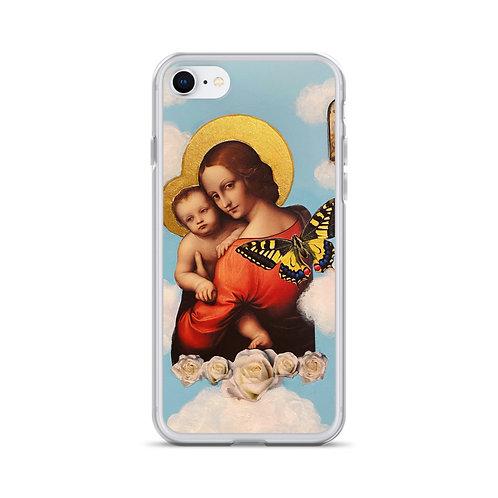 """Sarah Renzi Sanders """"Gentle Mother"""" (iphone Case)"""