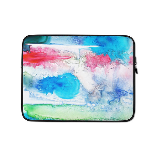"Martina Sestakova ""Soft Whispers"" (Laptop Case)"