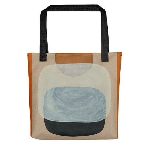 "Angela Seear ""Harvest Moon"" (Tote bag)"
