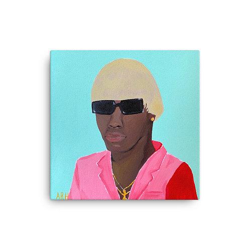 Igor (16x16 inch Canvas Giclee) by Ali Rae Hunt