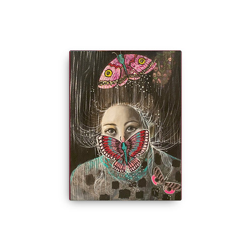 Resistance (Canvas Giclee) by Lola Burgos