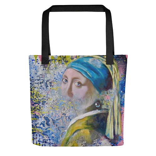 "Carol Greenwood ""Homage to Vermeer"" (Tote bag)"