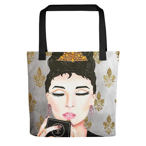 "Coco Martin ""Chanel and Audrey"" (Tote bag)"