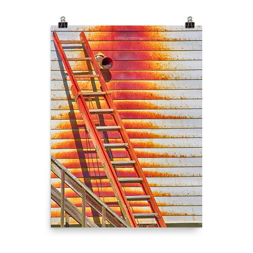 "Diane Poole ""Rust Ladder"""