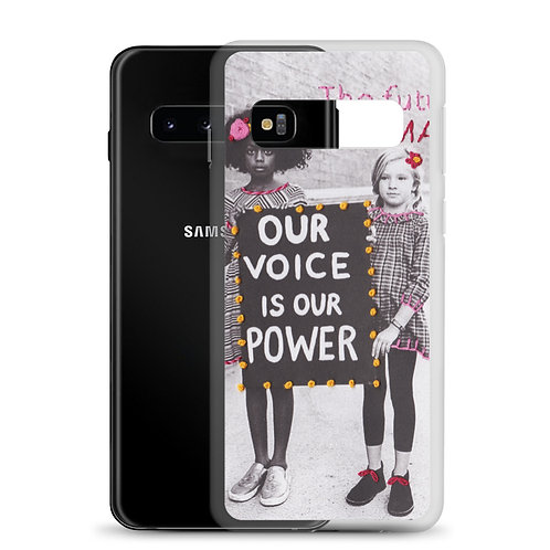 "Elise Benetreau ""Girls Voice"" (Samsung Case)"