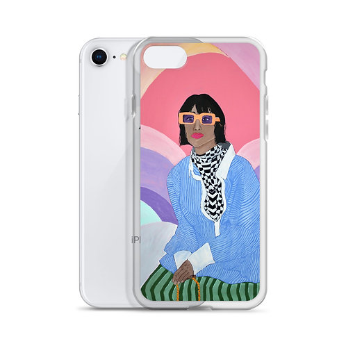 "Ali Rae Hunt ""Wonderland"" (iPhone Case)"