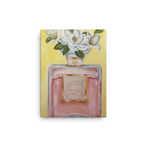 "Coco Martin ""Chanel and Magnolias"" (Canvas Giclee)"