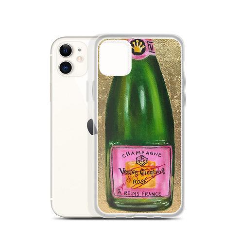 """Coco Martin """"Gilded Veuve Rose"""" (iPhone Case)"""