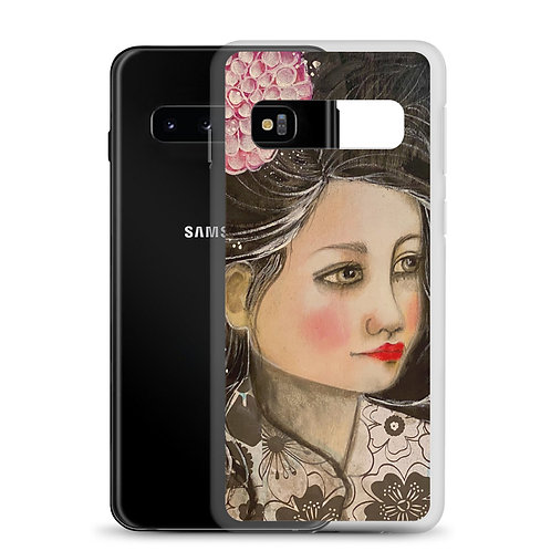 Autumn Caresses (Samsung Case) by Lola Burgos