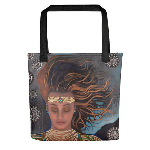 """Karla Gallagher """"The Quiet Answer"""" (Tote bag)"""