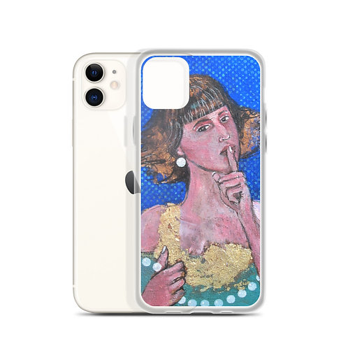 Lost in Translation (iPhone Case) by Iris van Zanten