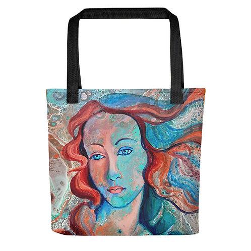 "Angela Lubinecky ""Emerald Venus"" (Tote bag)"