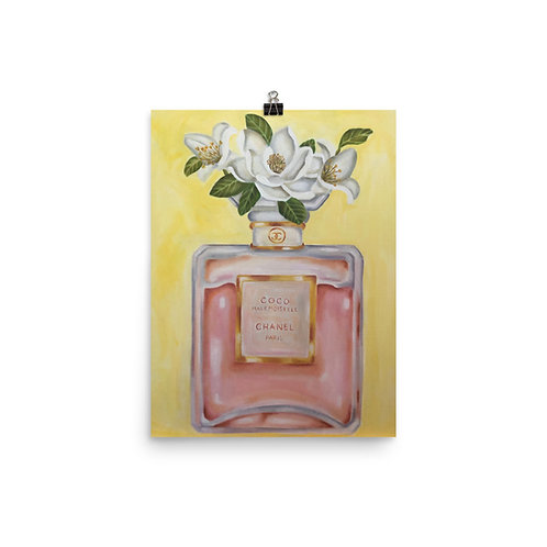 Chanel and Magnolias by Coco Martin