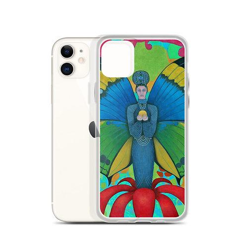 Eden's Garden (iPhone Case) by Karla Gallagher