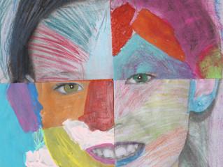 """gourmet"" art for young girls"